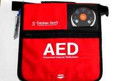 AED(自動体外除細動器) 装置